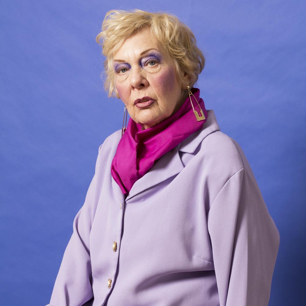 Lydia Garnett, Shade of Purple