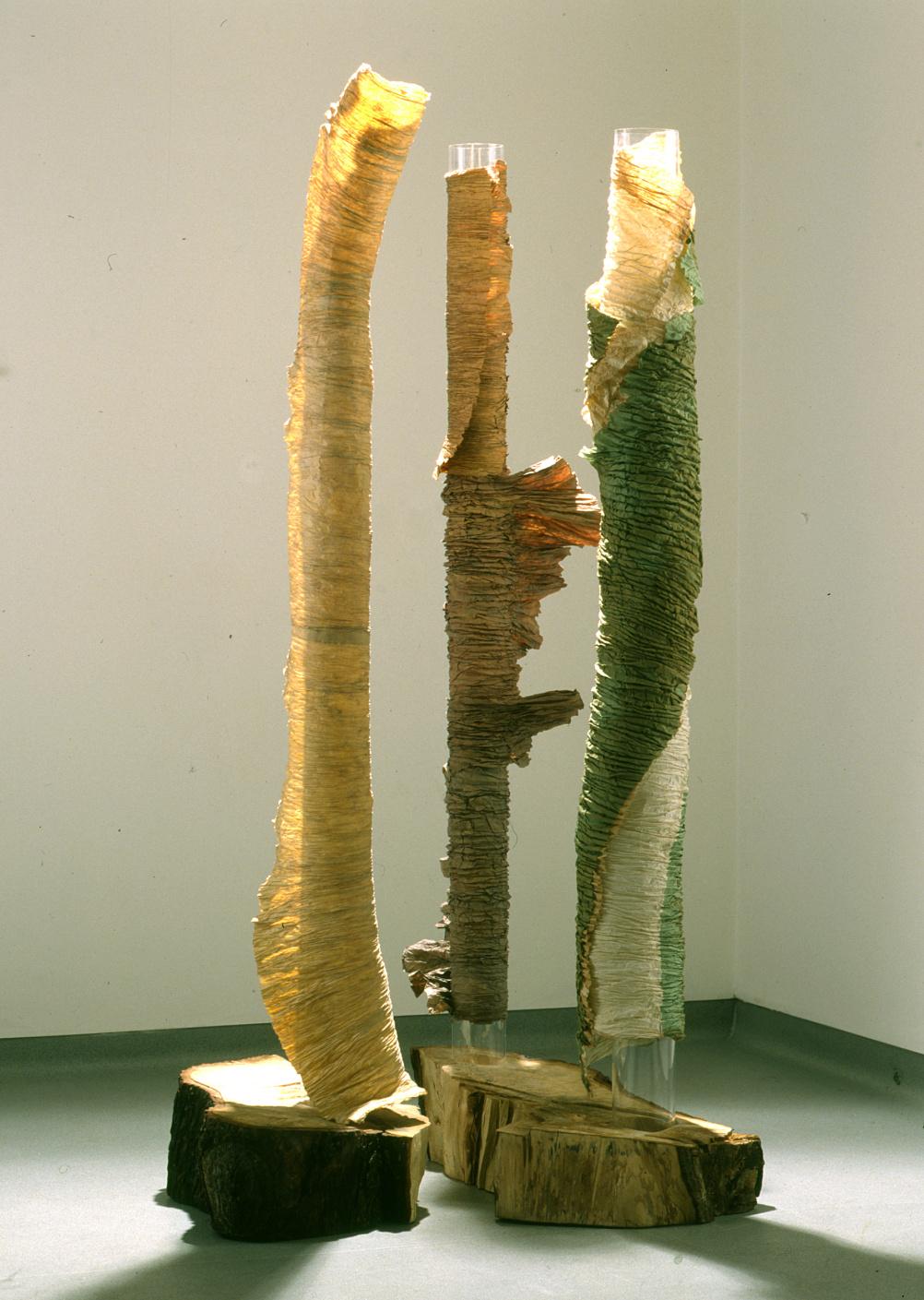 Maggie Bunzl, Three Sentiels 2007