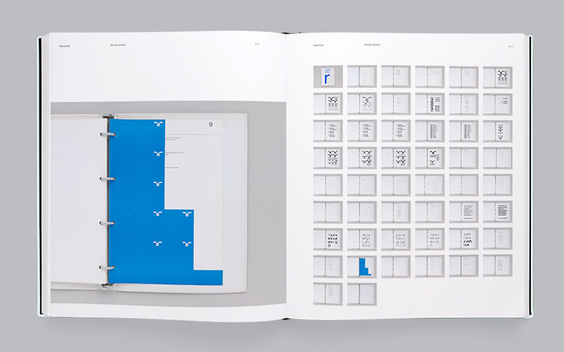 Randstad identity by Ben Bos and Total Design