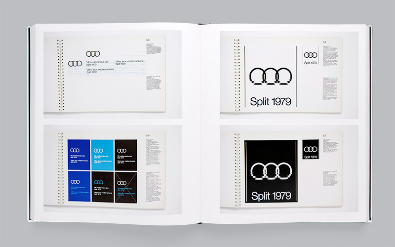 corporate identity guidelines collected design week rh designweek co uk Breaking the Corporate Rule Book Corporate Poster