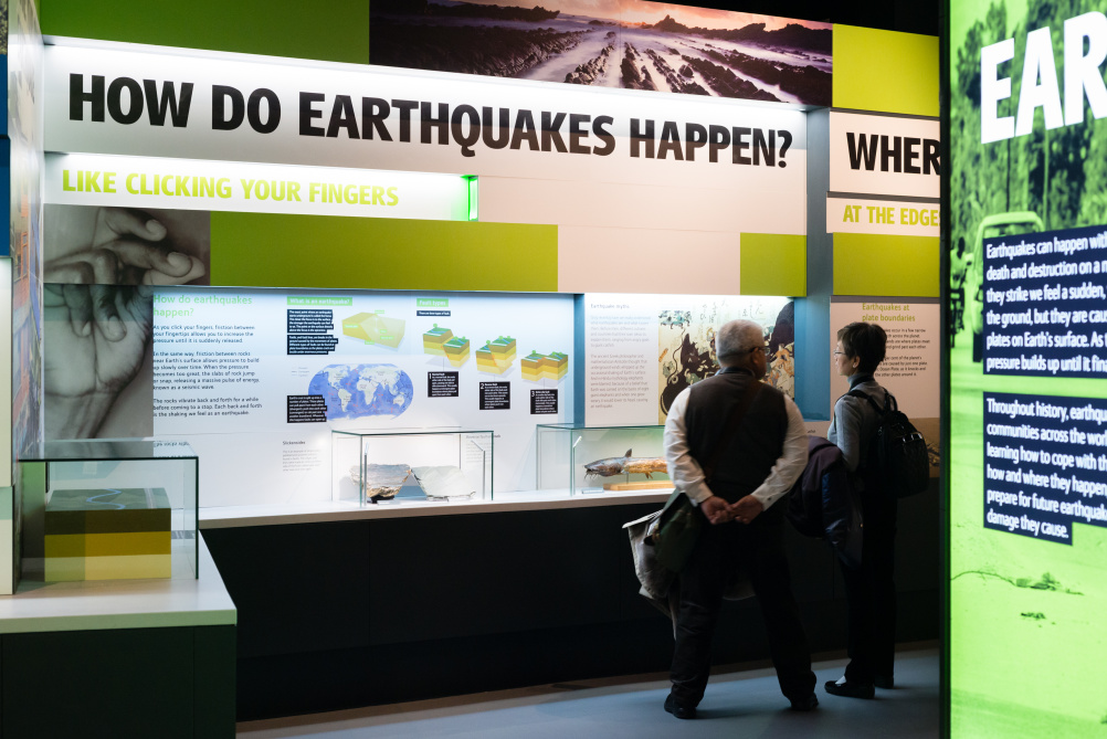 How do earthquakes happen?