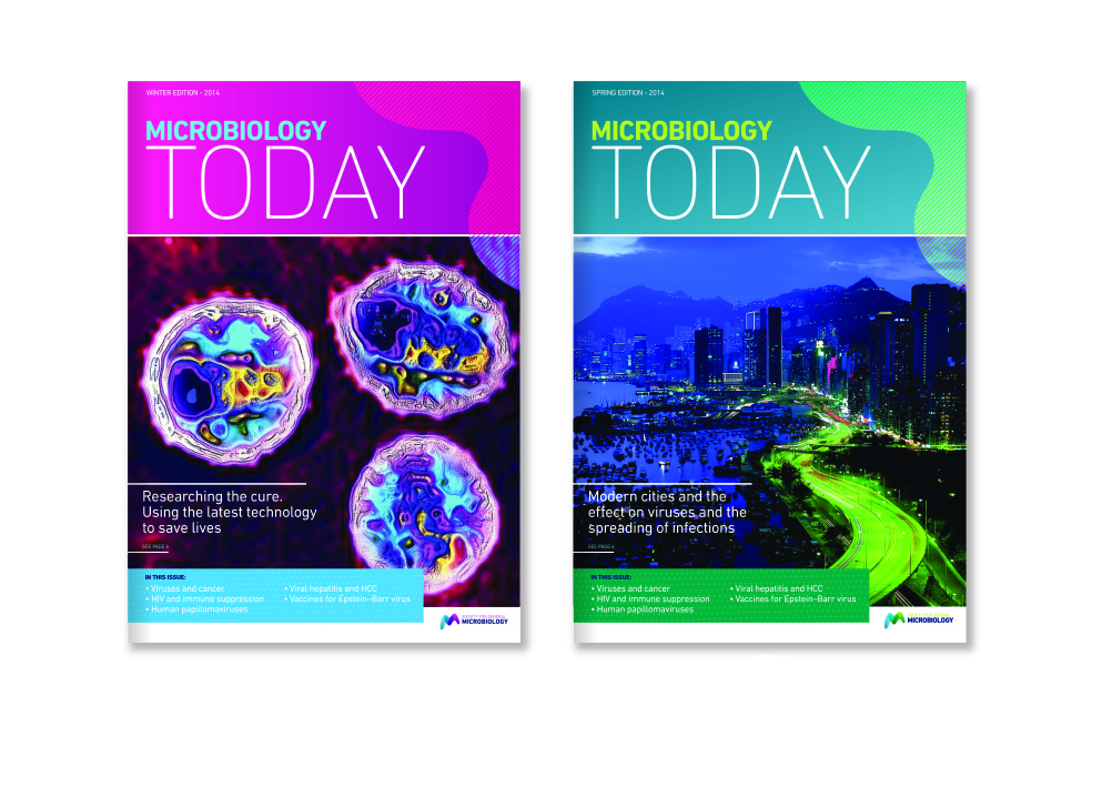 Redesigned SGM magazine Microbiology Today