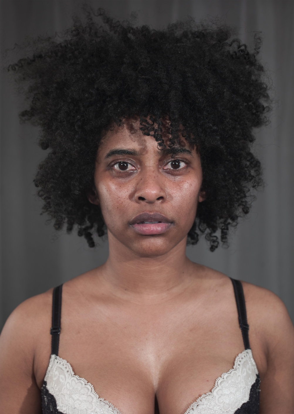 Tameka Norris, Untitled ( self portrait), 2012