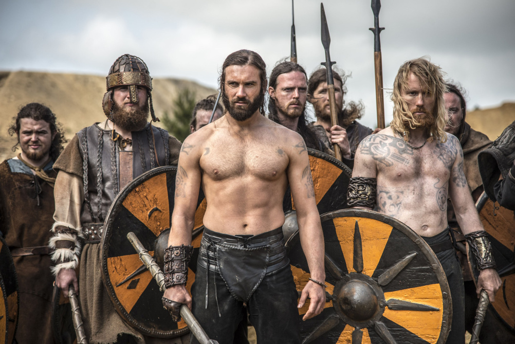 Vikings, an exclusive Prime Instant Video product