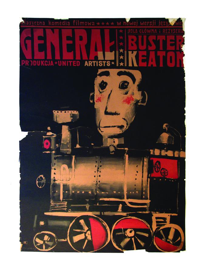 Waldemar Swierzy - The General - A film comedy