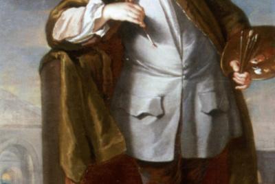 William Kent by William Aikman, c1723