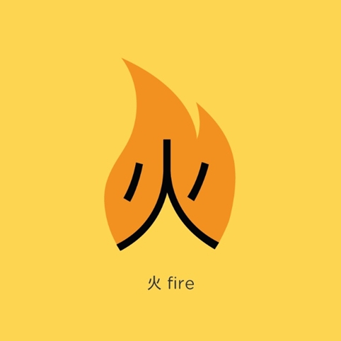 Chineasy, by ShaoLan Hsueh and Noma Bar