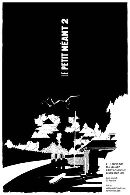 Le Petit Ne´ant poster
