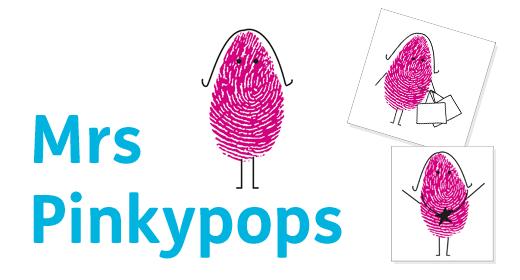 Mrs Pinkypops