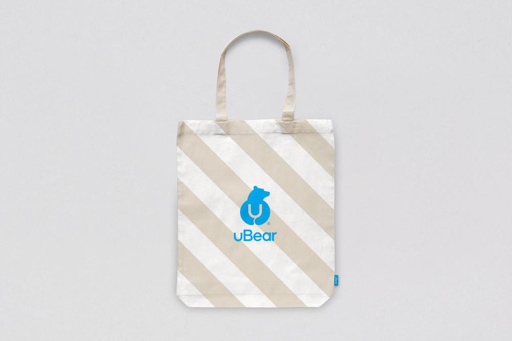 uBear bag.
