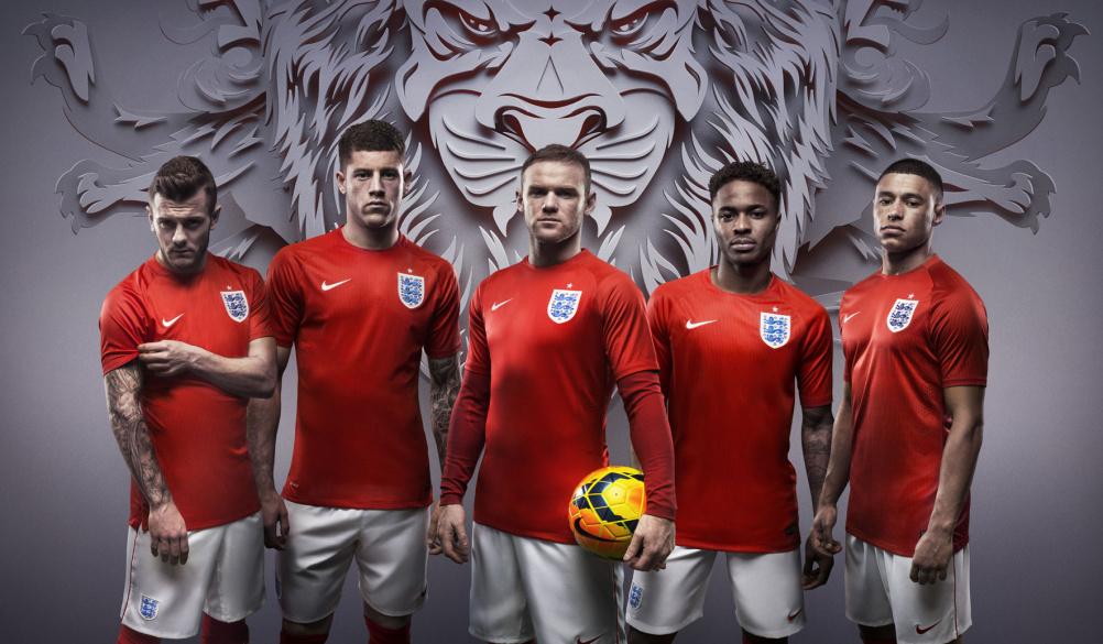 England away