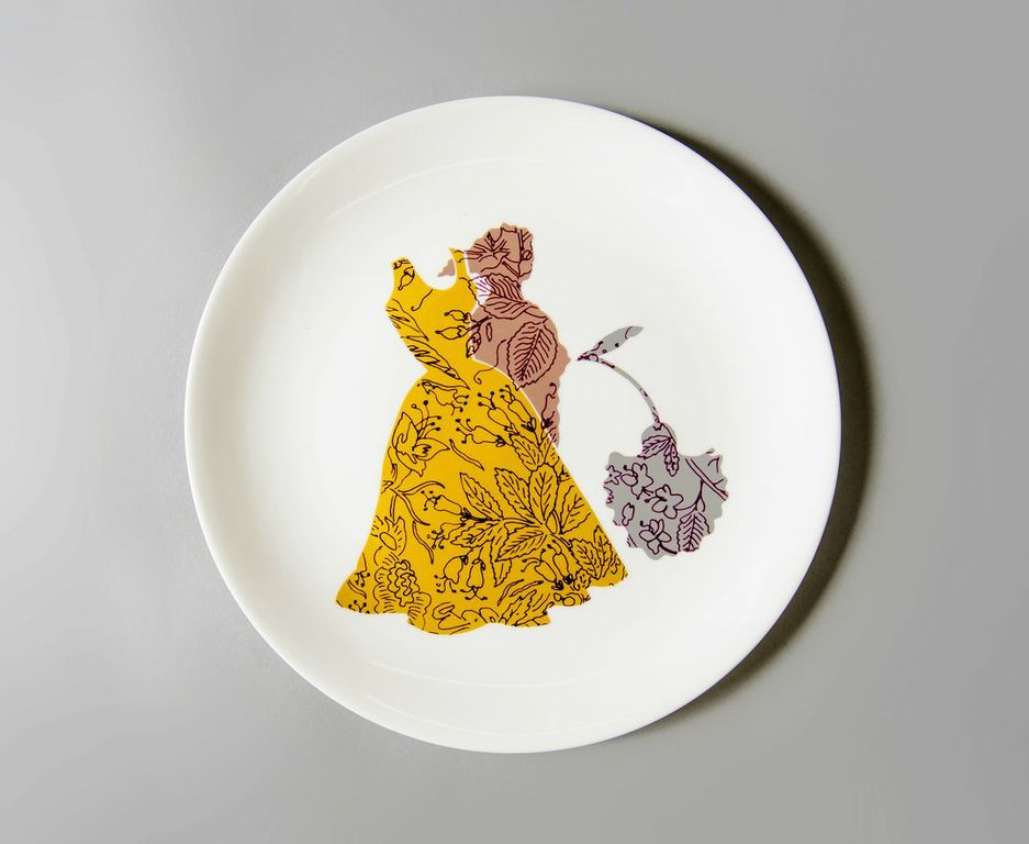 Dish by Charlotte Hodes