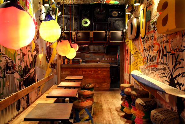 Dub Jam interior