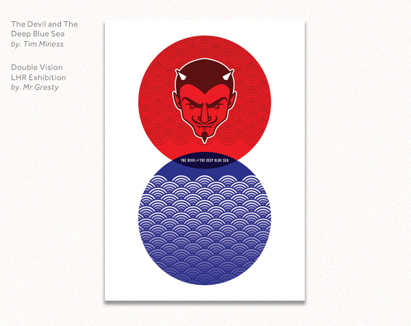 The Devil and The Deep Blue Sea by Tim Miness