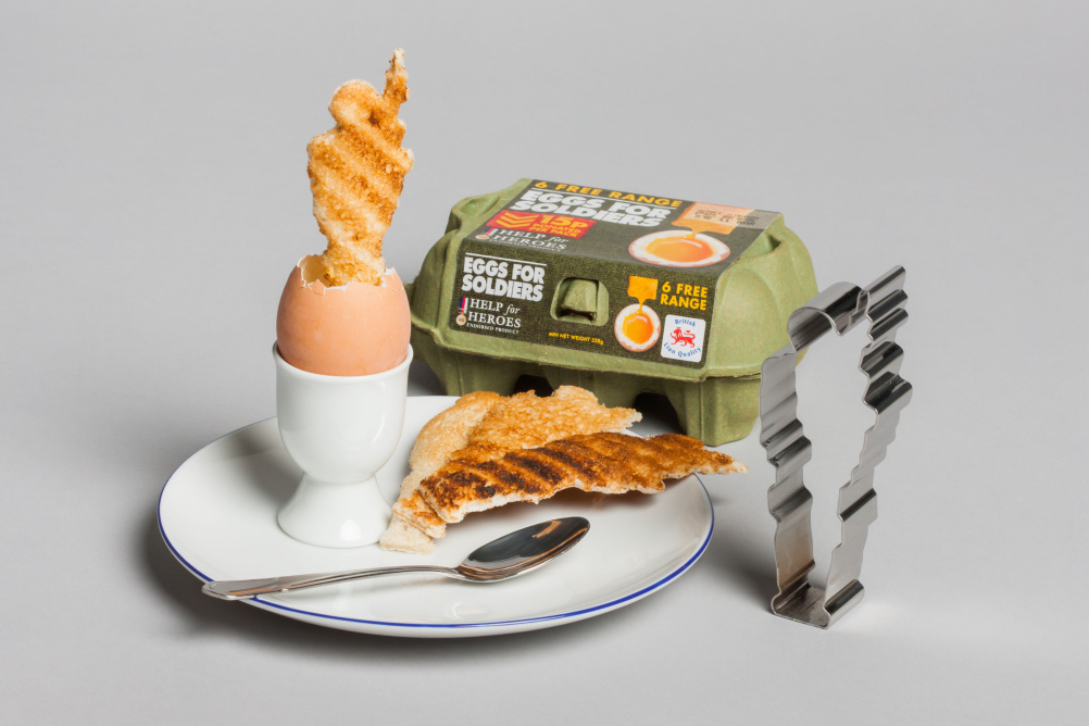 Soldier eggs