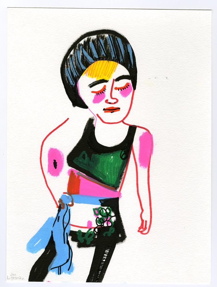 Girls On Tumblr Design Week