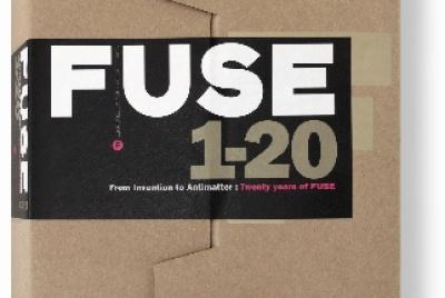 Neville Brody's Fuse back catalogue