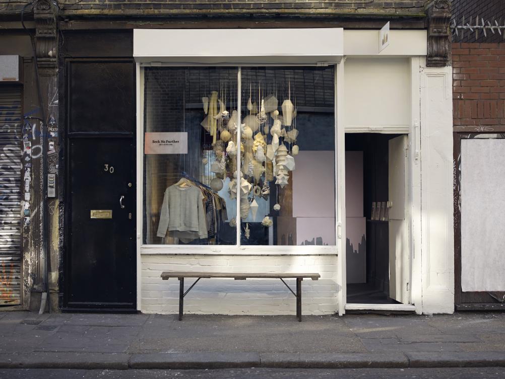 Seek No Further exterior, London