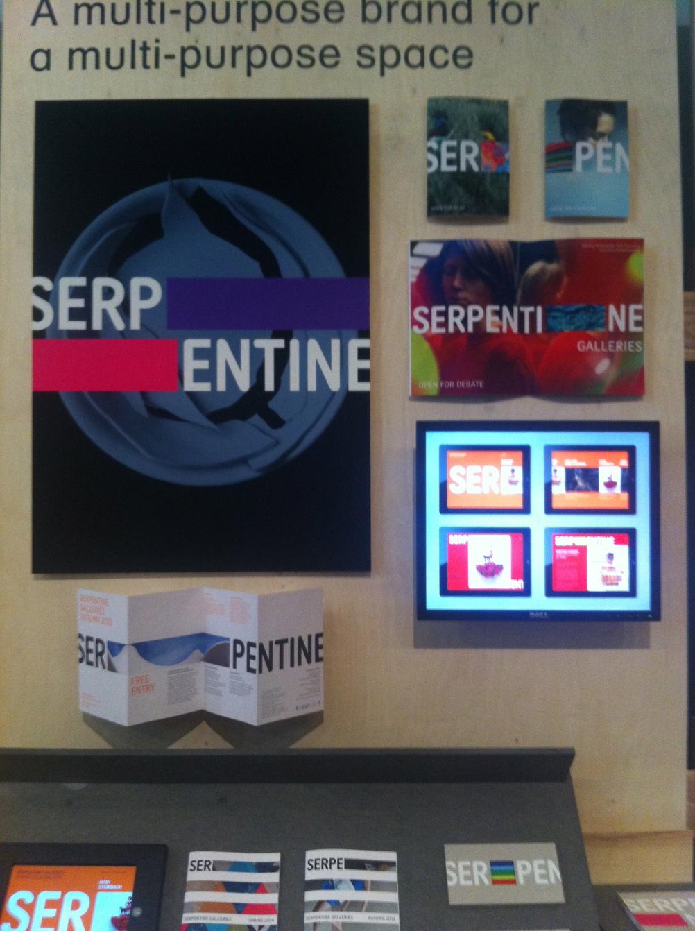 Serpentine identity