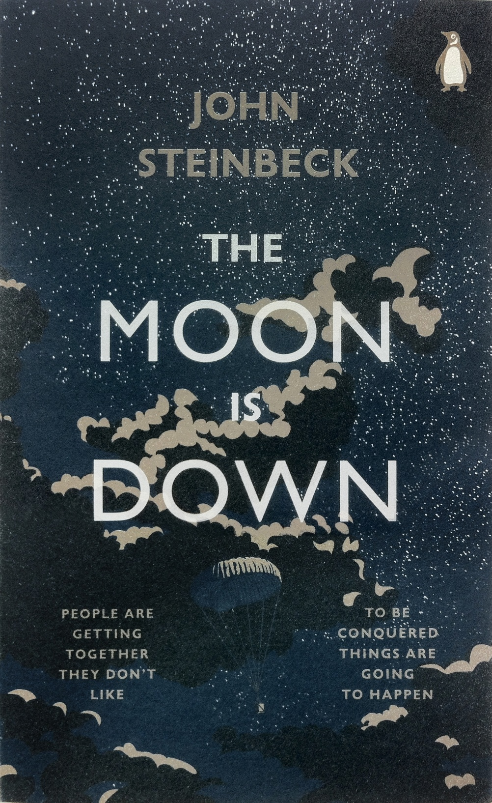 John Steinbeck, Moon is Down