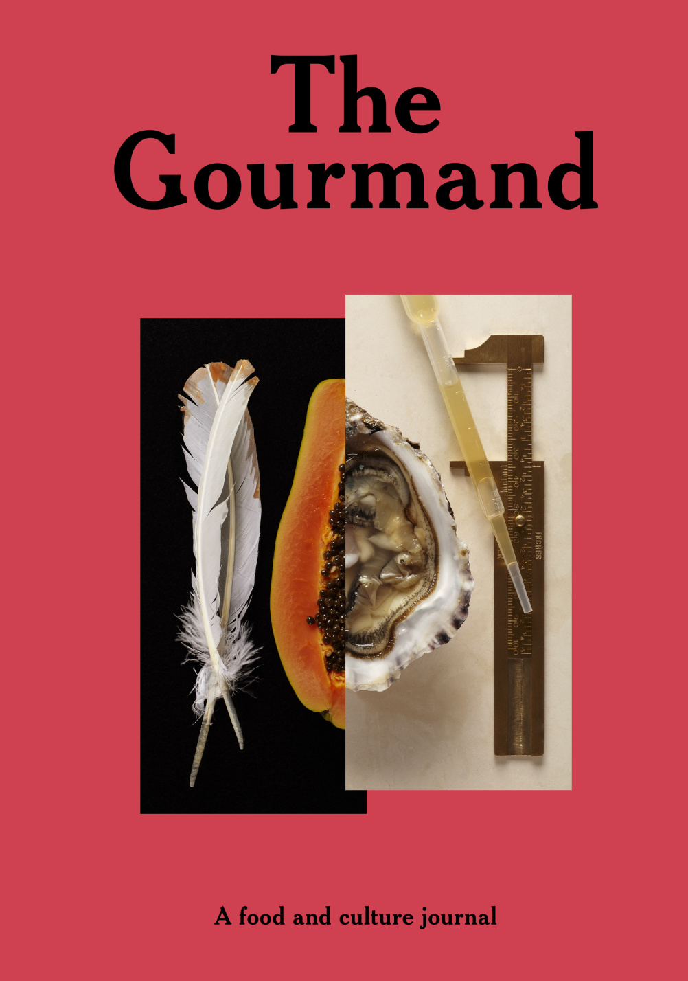 The Gourmand - A Food and Culture Journal - Created by David Lane (Creative Director), Marina Tweed and David Lane (Founders/Editors-in-chief)