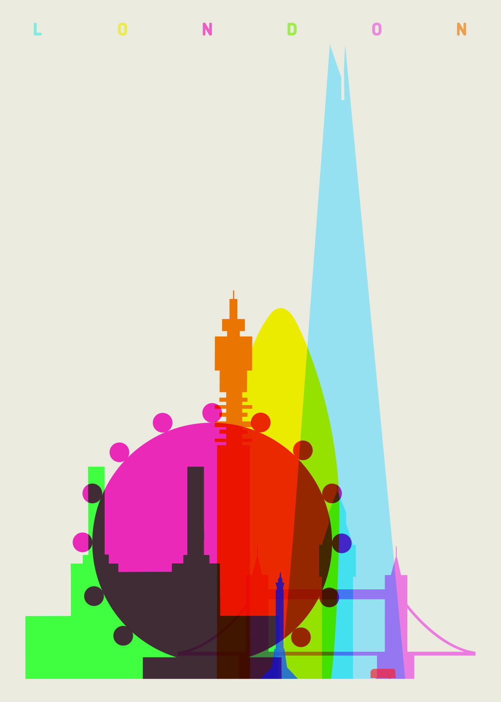 Shapes of London
