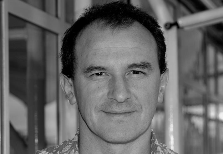 Imagination creative strategy director Paul Simonet
