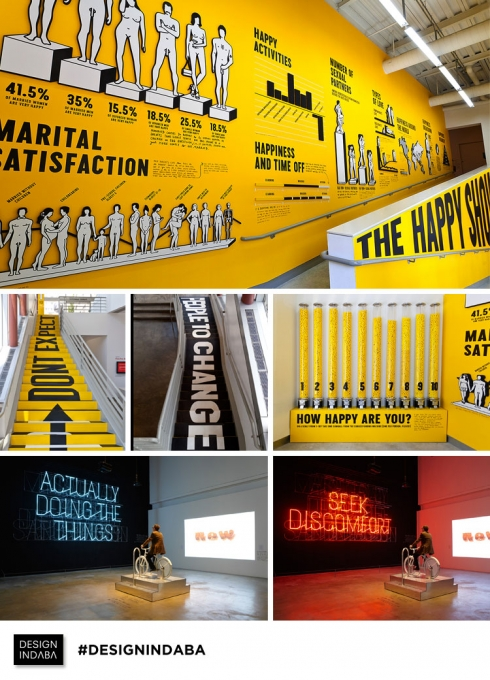 Stefan Sagmeister's The Happy Show