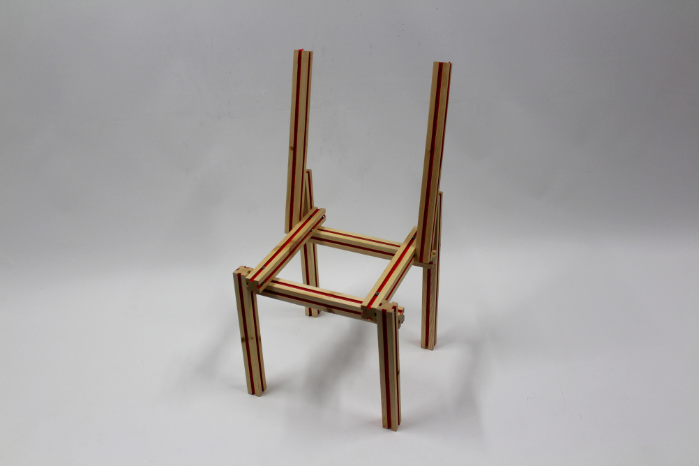 Camberwell Collective, SACK chair frame