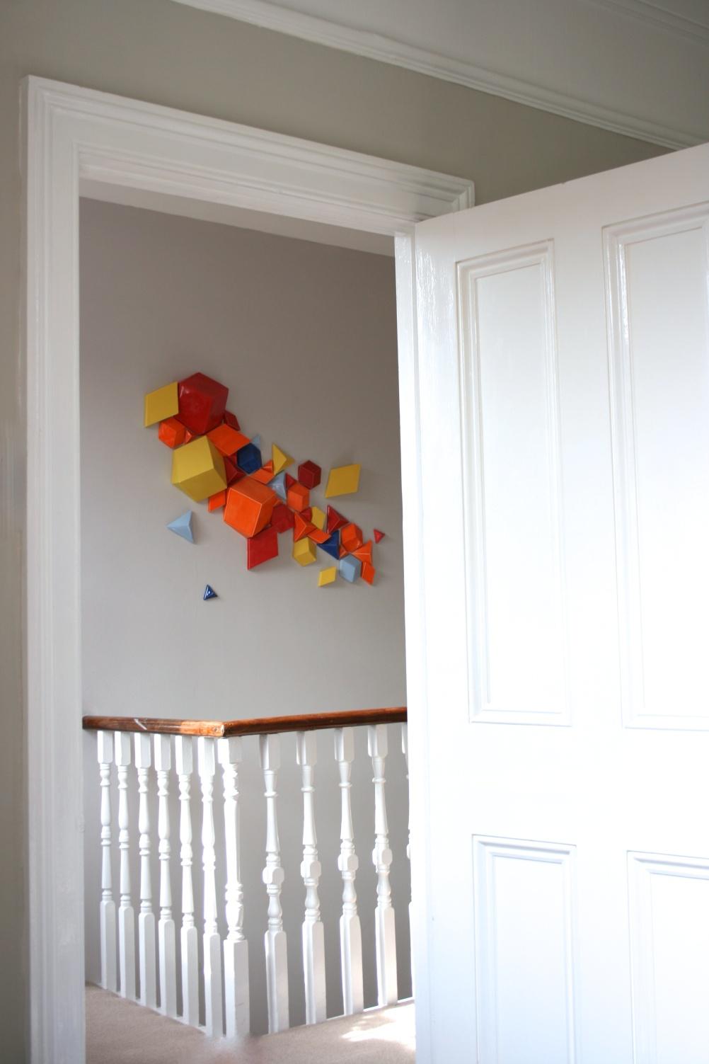 Camilla Webb Carter, Clapham Installation
