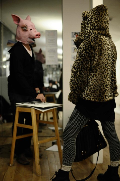 Doyeon Noro Kim aka Pigman.