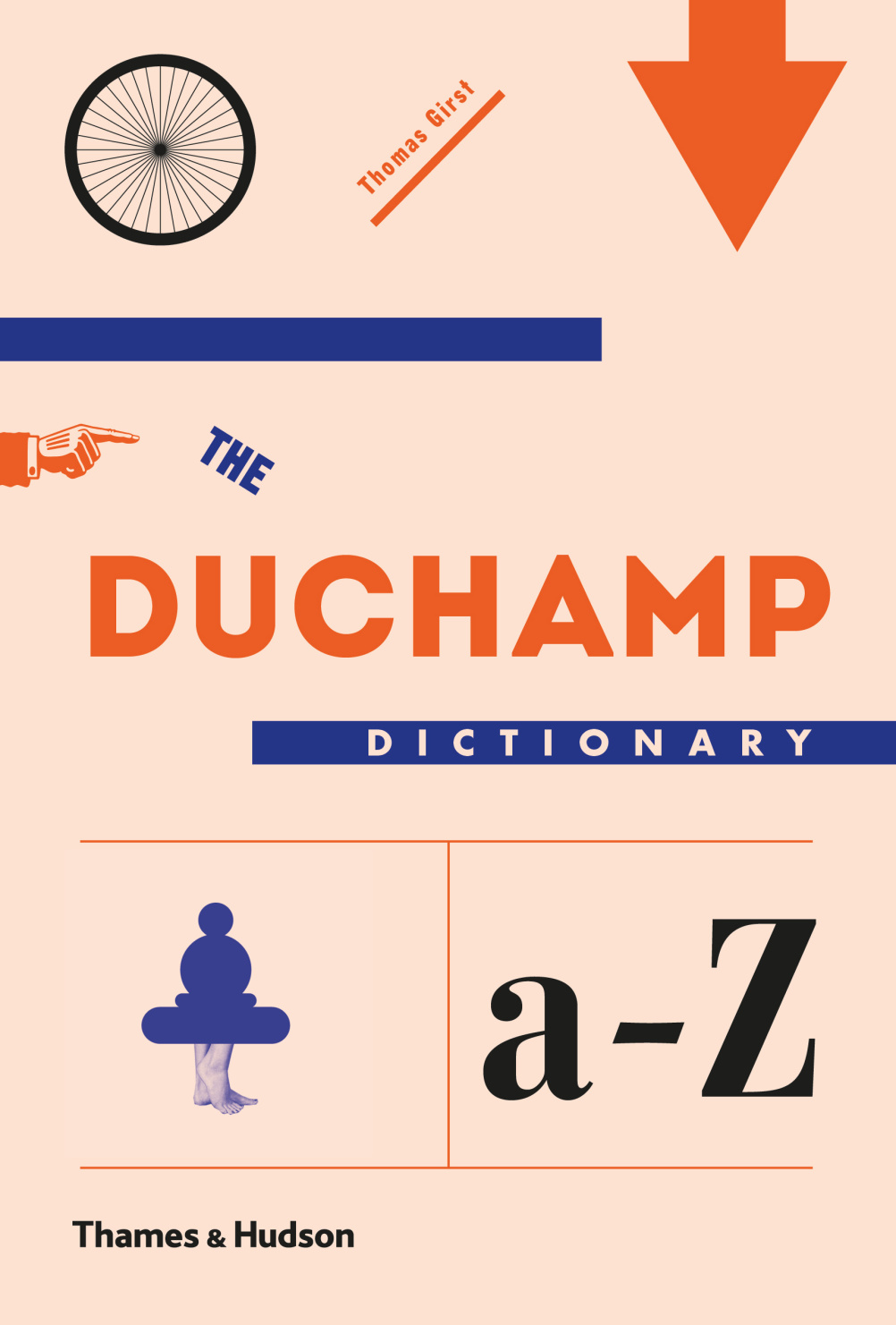 The Duchamp Dictionary, designed by Heretic