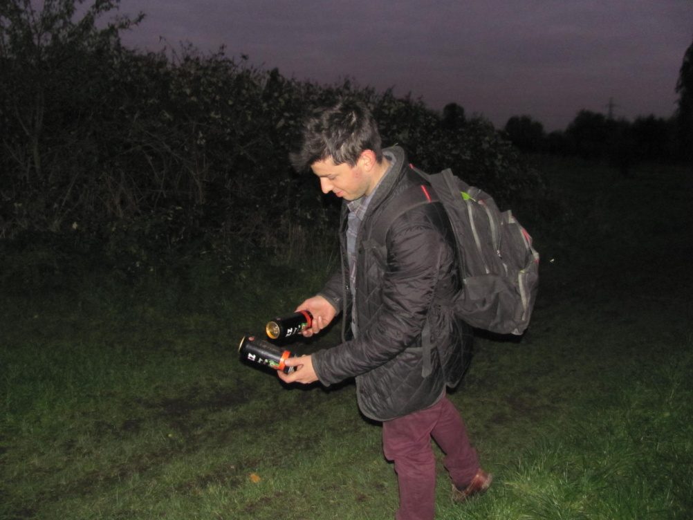 Foraging for scrap