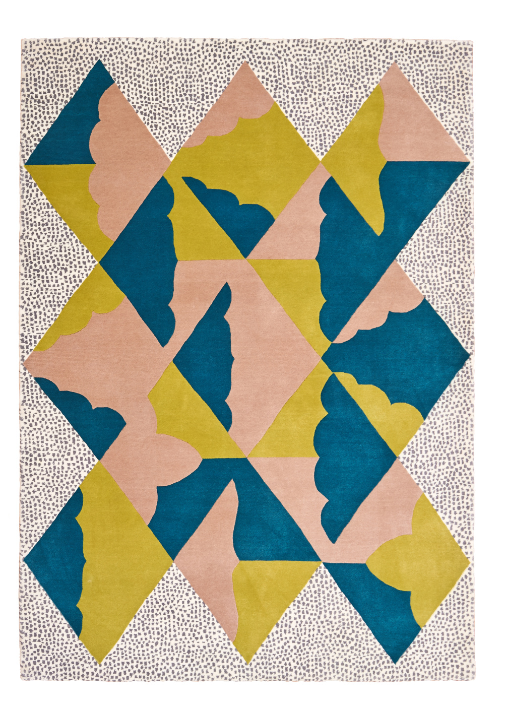 Kangan Arora and FLOOR_STORY rug collaboration