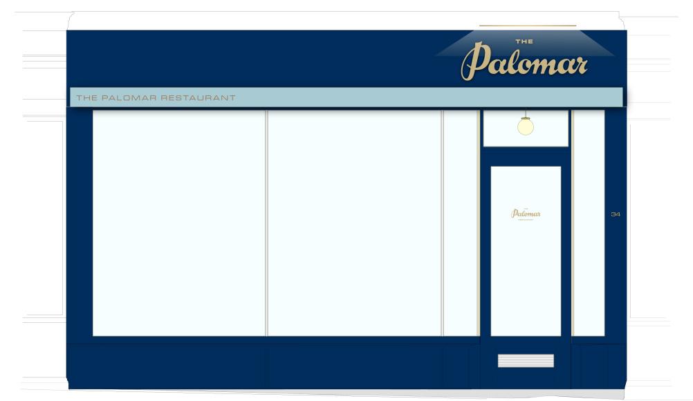 Paloma Facade