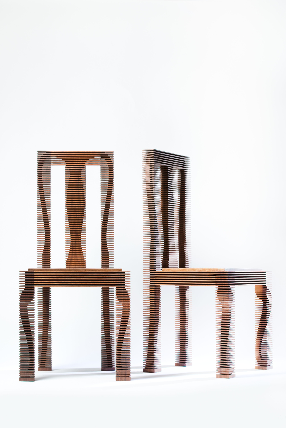 Queen Anne Chair by Gareth Neal