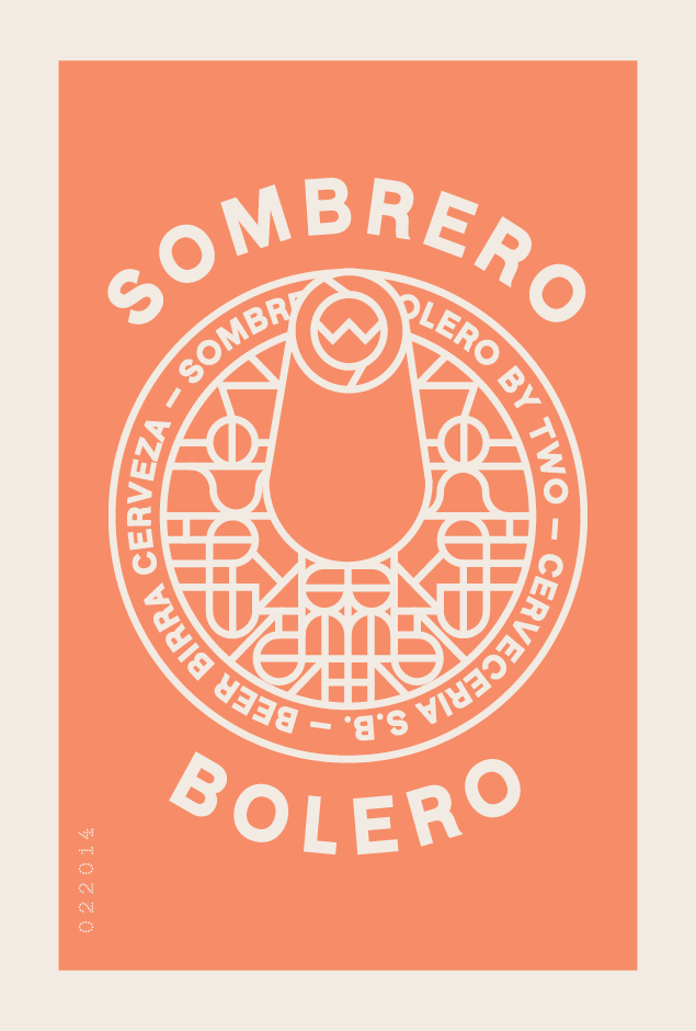Sombrero Bolero by Think Work Observe
