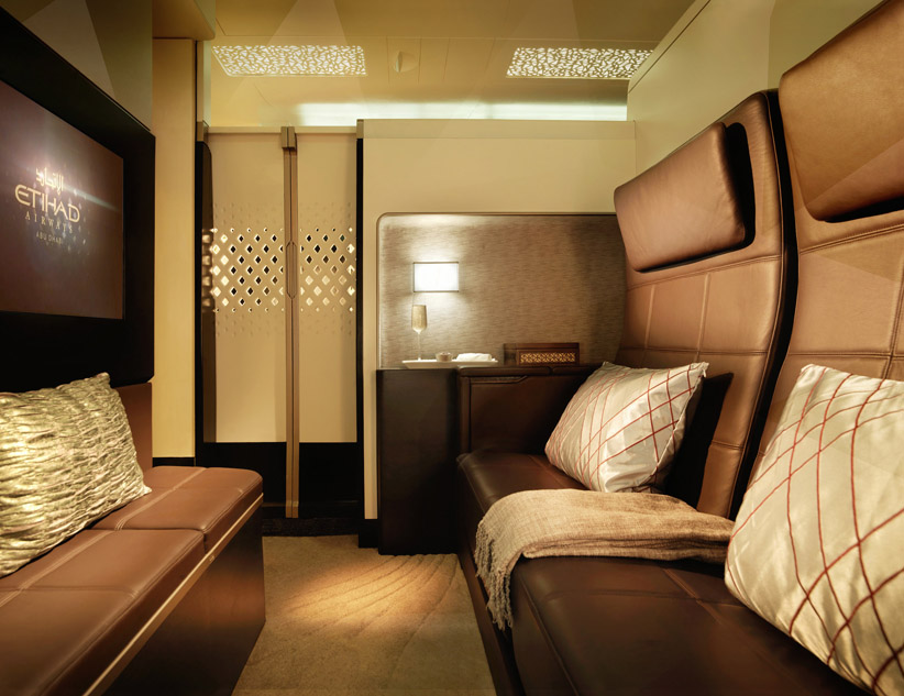 The Residence VIP cabin