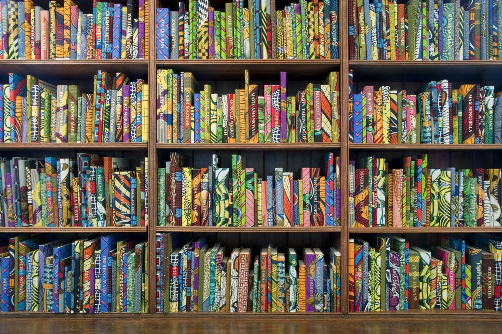 The British Library, Yinka Shonibare MBE, 2014