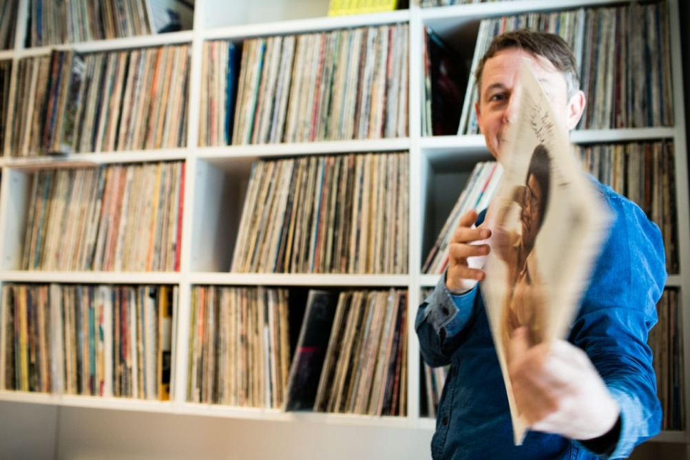 Gilles Peterson, London