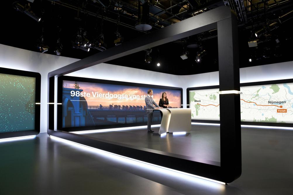 RTL rebrand by Mark Porter