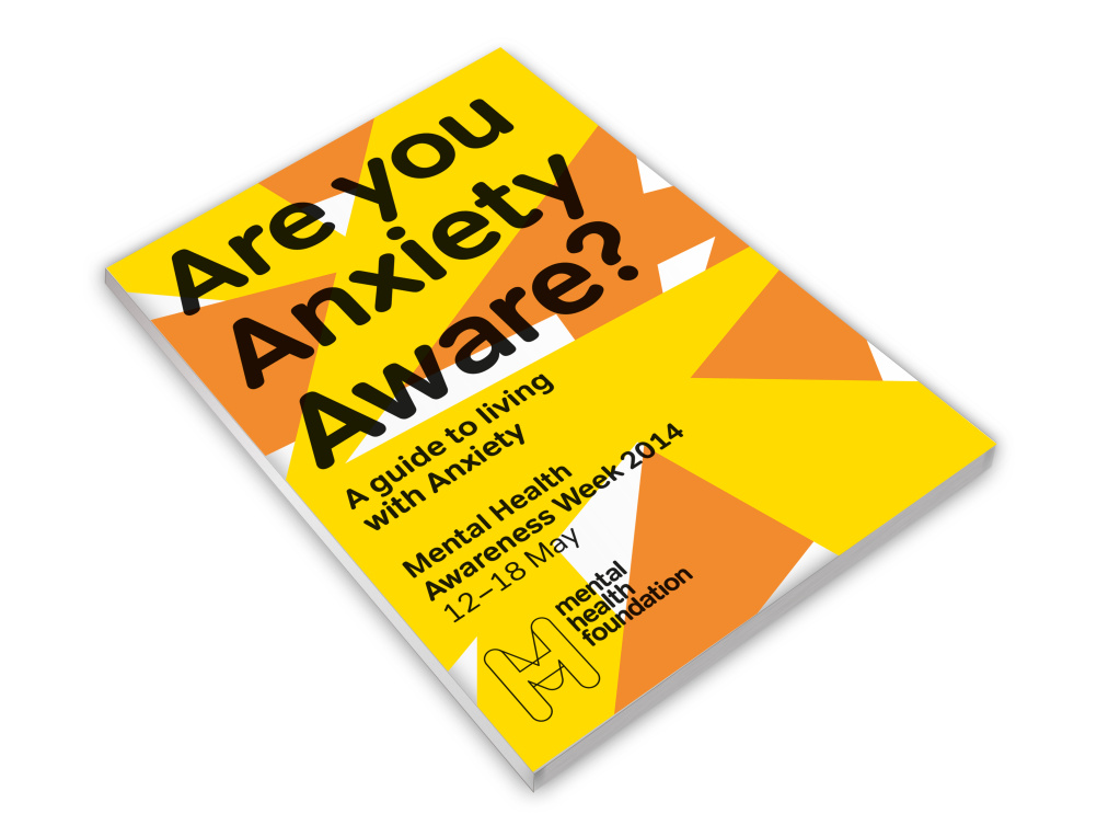 Anxiety Awareness Week booklet