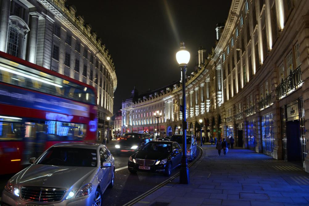 London's Regent Street