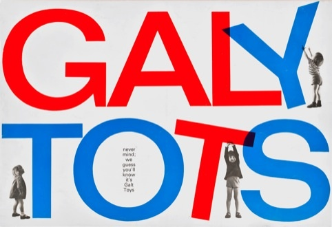 Galt Toys catalogue, 1969