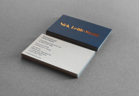 Nick Leith Smith business card