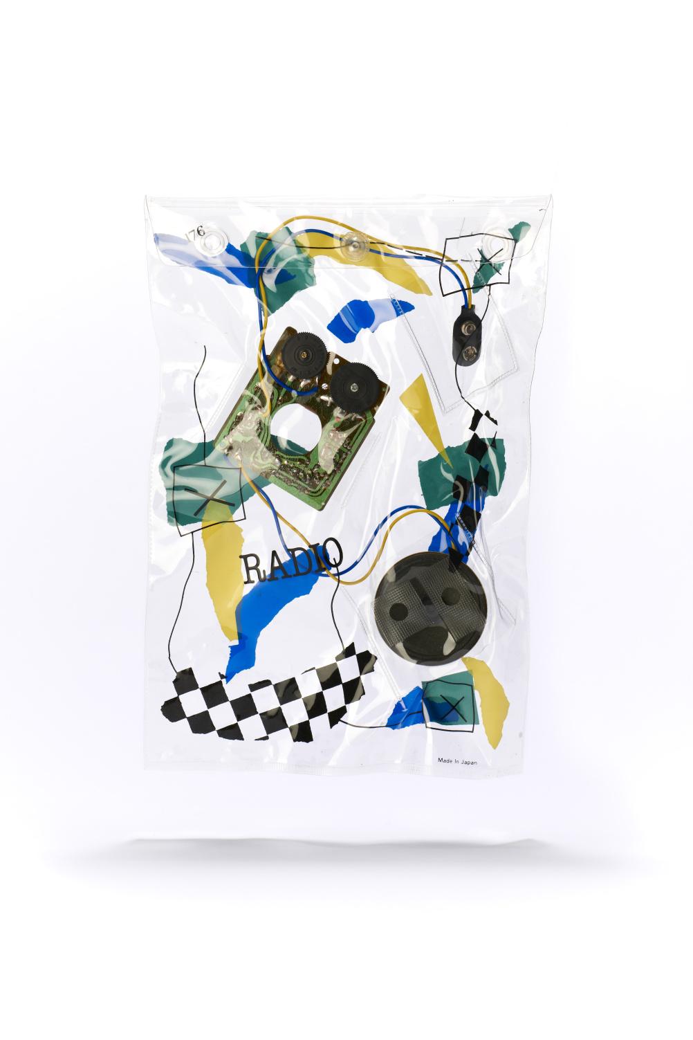 Daniel Weil, Radio in a Bag