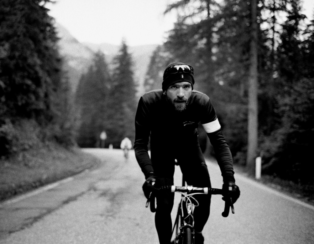 Rapha photography, by Ben Ingham