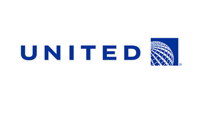 The merged United and Continental Airlines identity