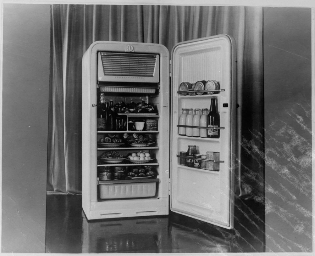 ZIL Refrigerator, 1950s