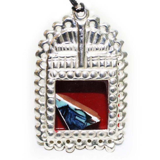 Grayson Perry, Reliquary Pendant